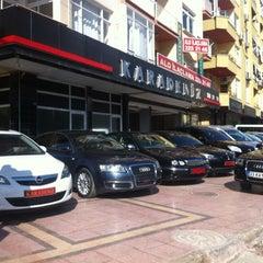 Photo taken at KARADENİZ OTOMOTİV by Haluk K. on 10/20/2012