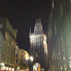 Photo taken at Barceló Old Town Praha by Di L. on 1/2/2013