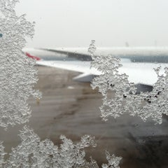 Photo taken at Virgin Atlantic Flight VS45 by Michael V. on 1/20/2013