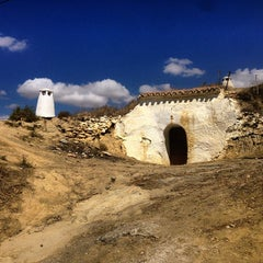Photo taken at Catedral de Guadix by Martin D. on 9/11/2014