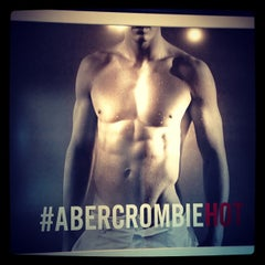 Photo taken at Abercrombie & Fitch by Daniel B. on 4/7/2013