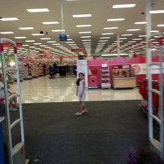 Photo taken at Super Target by Luiz B. on 1/19/2013