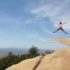 Photo taken at Potato Chip Rock by Andrew M. on 7/5/2013