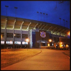 Photo taken at Auburn University by Christine M. on 3/3/2013