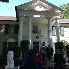 Photo taken at Graceland by Christine M. on 5/12/2013