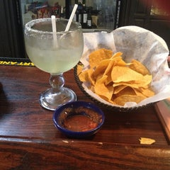 Photo taken at Las Margaritas by Stacy K. on 4/15/2013