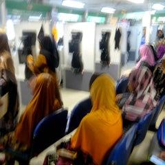 Photo taken at Pejabat Imigresen Negeri Kelantan by Hafiz H. on 9/30/2014