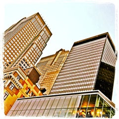 Photo taken at TD Canada Trust Tower by Shane K. on 11/23/2012