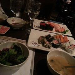Photo taken at Kanda Sushi Bar by Jub1X on 5/12/2013