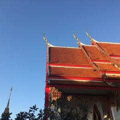 Photo taken at วัดพุทธมงคลนิมิตร (Wat Buddhamongkolnimit) by Dunja L. on 12/30/2015