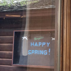 Photo taken at Pearl Street Bagels by Rose C. on 5/4/2015