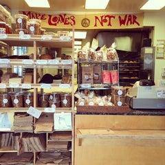 Photo taken at Arizmendi Bakery by Warren L. on 12/3/2013