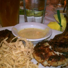 Photo taken at Chicago Prime Steakhouse by Urban S. on 12/23/2012