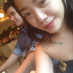 Photo taken at Angus Steak House by Ameline T. on 9/22/2014