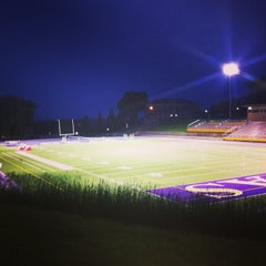 Photo taken at The Rock Bowl @ Loras College by Catherine K K. on 6/18/2013