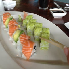 Photo taken at Pacific Rim Sushi by Jessi J. on 8/15/2013
