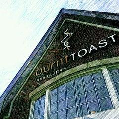 Photo taken at Burnt Toast by DJ RuffRyd /. on 5/21/2013