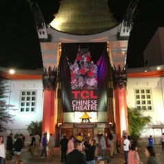 Photo taken at TCL Chinese Theatre by Frank A. on 7/22/2013