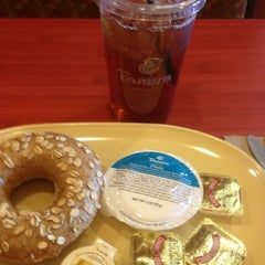 Photo taken at Panera Bread by Jesse H. on 3/7/2013