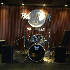 Photo taken at Hard Rock Cafe Nashville by Jesse H. on 6/15/2013