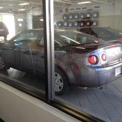 Photo taken at Jim Ellis Chevrolet by Jesse H. on 5/3/2014