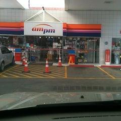 Photo taken at Posto Omega I (Ipiranga) by eduardo v. on 12/8/2012