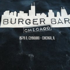 Photo taken at Burger Bar by Sharon E. on 7/6/2013