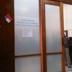 Photo taken at Oficina Distribucion Demandas Civiles by Nicko F. on 9/26/2012