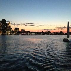 Photo taken at Boston Harbor Cruises by Heidi P. on 6/15/2013