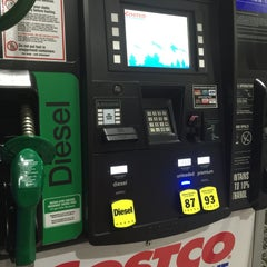 Photo taken at Costco Gasoline by SooFab on 10/24/2015