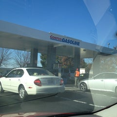 Photo taken at Costco Gasoline by SooFab on 11/2/2014