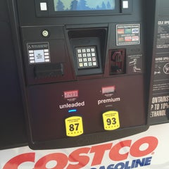Photo taken at Costco Gasoline by SooFab on 7/13/2015