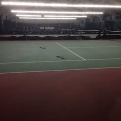 Photo taken at Amy Yee Tennis Center by Jared S. on 12/12/2013