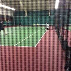 Photo taken at Amy Yee Tennis Center by Jared S. on 9/21/2013