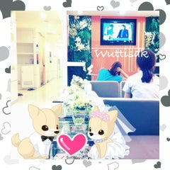 Photo taken at วุฒิ-ศักดิ์ คลินิก (Wuttisak Clinic) by Kattalieya J. on 4/26/2012