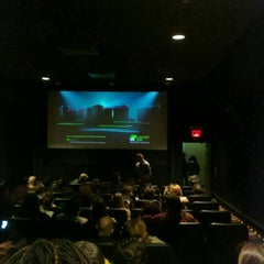Photo taken at City Cinemas Village East by El R. on 10/28/2012