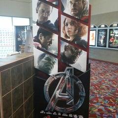 Photo taken at Regal Cinemas Clarksville 16 by Michael G. on 5/26/2015