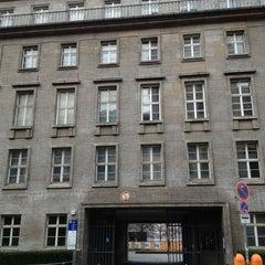 Photo taken at Gedenkstätte Deutscher Widerstand   German Resistance Memorial Center by Dave on 12/24/2012
