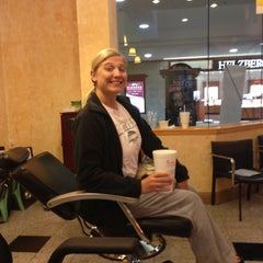 Photo taken at Le Fleur Nails And Day Spa by Lindsay S. on 4/17/2013