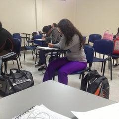 Photo taken at Centro Universitario Incarnate Word by Marco N. on 4/24/2013