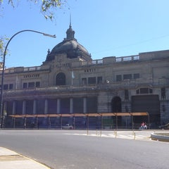 Photo taken at Trenes de Buenos Aires S.A. by Eduardo R. on 10/5/2013