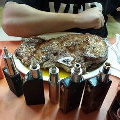 Photo taken at Hoffbrau Steak by ROYbot on 10/3/2014