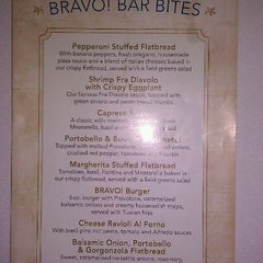 Photo taken at BRAVO! Cucina Italiana by Randy on 10/26/2012