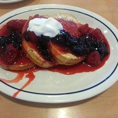 Photo taken at IHOP by Bobbie B. on 3/8/2014
