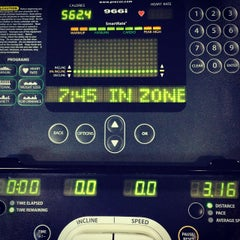 Photo taken at 24 Hour Fitness by Minda C. on 9/15/2014