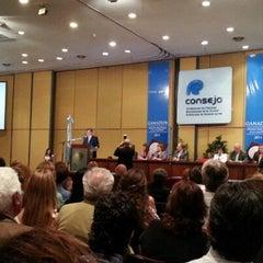 Photo taken at Consejo Profesional de Ciencias Económicas de la Ciudad Autónoma de Buenos Aires by J R. on 11/7/2012
