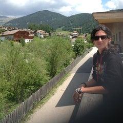 Photo taken at Toblach / Dobbiaco by Anna G. on 6/2/2015