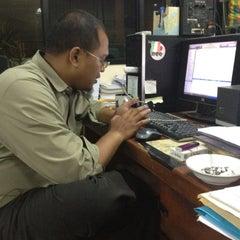 Photo taken at Dinas Pertamanan dan Pemakaman Provinsi DKI Jakarta by Arwin A. on 11/26/2012