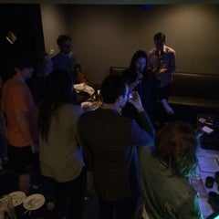 Photo taken at BINY Karaoke Bar and Lounge by Octavian C. on 5/23/2014