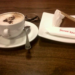 Photo taken at Secret Recipe by Kurniawan A. on 6/25/2014